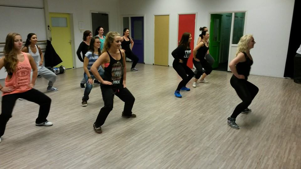 dancehall workshop foto